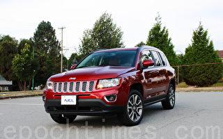 汽車測試: 2014 Jeep Compass