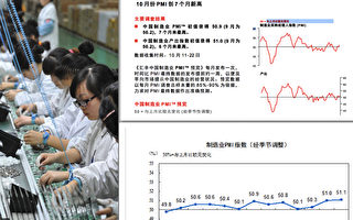 華日:中共以錯誤經濟數據 誤導公眾