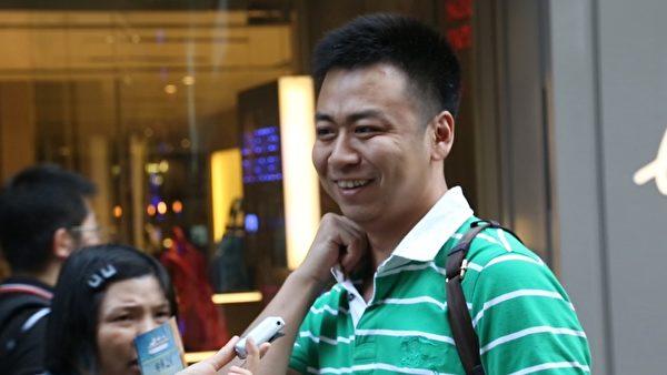 北京建筑师杨先生,月入两万。(宋祥龙/大纪元)