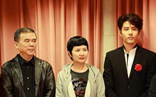 胡宇威日本宣传 想挑战内心戏演罪犯