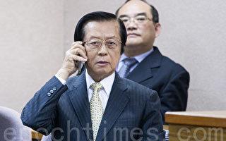 總統府祕書長楊進添表示,總統府已下令全部撤換華為網路產品。(陳柏州 /大紀元)