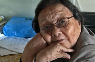 流亡美國的87歲高耀潔讓李長春惶惶不安