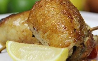 【舞動味蕾】地中海式香蒜檸檬烤雞腿