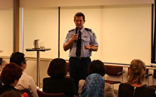 纽省警务司谈留学生安全问题和应对
