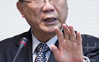農委會主委陳保基6日表示,將去了解頂新進出口數量是否相符,並持續追查。(陳柏州 /大紀元)