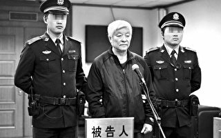 2013年11月1日吉林省原常务副省长田学仁被判处无期徒刑。(网络图片)
