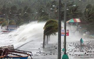 超強颱風海燕重創菲律賓 移向越南與中國南海