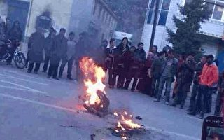 青海僧人自焚 抗议高压民族政策第122自焚藏人