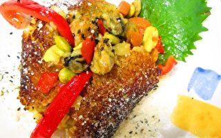 牡蠣咖哩釜飯(攝影:家和/大紀元)