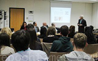 DAFOH在威爾士國民議會舉辦活摘器官說明會