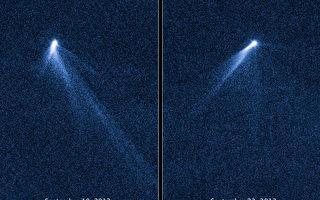 肉眼已可见 史上最亮超级彗星月底掠日