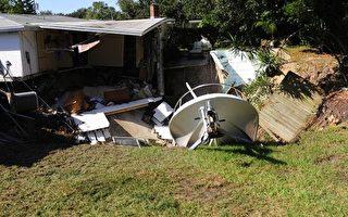 美佛州又现一天坑 6户人家被紧急疏散