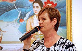 玛里安市长荣获南澳2014澳洲杰出人士奖