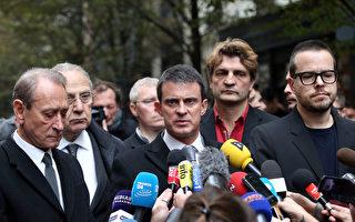 法國巴黎爆連環槍擊案 警方全城戒備