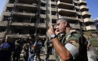 伊朗驻黎巴嫩使馆遭恐袭至少23死百余伤