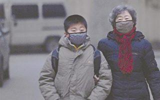 武漢突降詭異「黑雪」 糊味濃烈  陰霾肆虐肺癌飆升