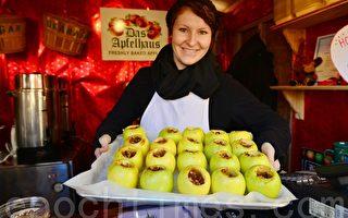 組圖:美食購物 溫哥華聖誕市場細品歐洲風情