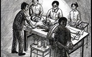 中國器官移植業內人士披露四件駭人聽聞活摘實例
