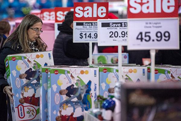 誰入主白宮 影響美消費者節日掏錢意願