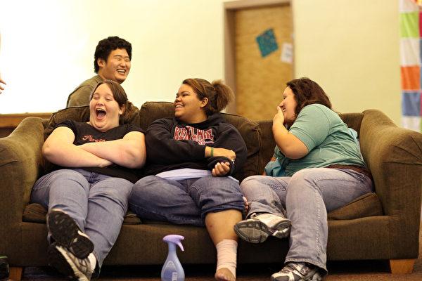 肥胖症是美國人健康的殺手,只要肥胖就無法健康。(Justin Sullivan/Getty Images)