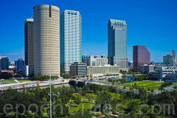 佛州人口增长量全国第二多