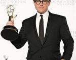 J•J•艾布拉姆斯將執導《星球大戰7》。圖為橫跨影視界的艾布拉姆斯獲頒今年國際艾美獎奠基人獎。(Neilson Barnard/Getty Images)