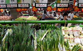 大陸10月居民消費價格指數 同比上漲0.5%