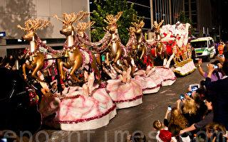 2013西澳珀斯圣诞大游行