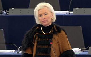 """欧洲议会通过""""制止中共活摘器官""""紧急议案"""