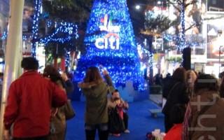 组图:2013台北国际圣诞城魅力登场