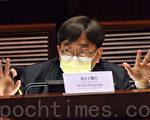 香港立法会卫生事务委员会星期一讨论防控人类感染H7N9禽流感措施,多位议员批评政府至今仍不肯全面停止大陆活鸡输港。(潘在殊/大纪元)