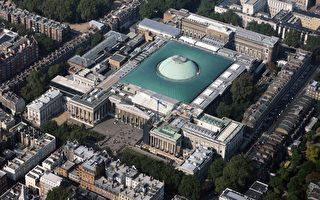 十大最美博物馆(七)大英博物馆 全球文物尽藏日不落