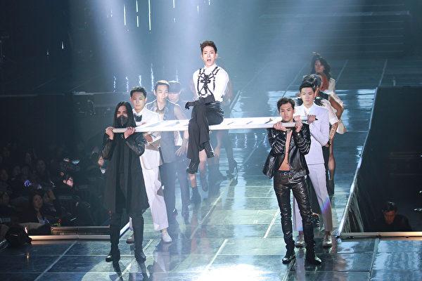 2AM首尔演唱会巡回演唱会于12月7日从首尔起跑,图中为赵权。(公关提供)