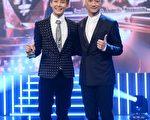 「2013華劇大賞」炎亞綸共獲得三獎成最大贏家,林佑威(右)則風光拿下「最佳男演員」等兩獎。(三立提供)