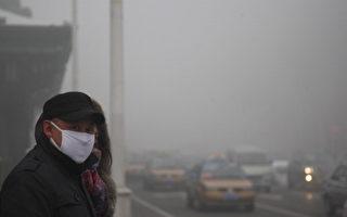 空氣污染 中國肺癌率直線上升