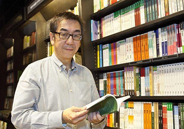 """""""香港第一才子""""、资深媒体人陶杰指,《大纪元》率先报道薄、周事件等,比本地报纸更大胆客观,香港媒体应多多学习。(大纪元资料图片)"""