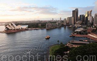 悉尼烟花狂欢后 清洁耗资29万使城市如新