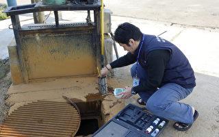 觀音工業區未依限完成自動監測連線