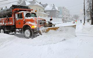 組圖:特大暴風雪襲美22州 波及1億人 4千航班取消