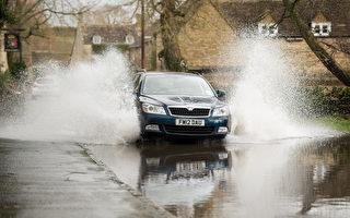 暴風雨連日沖刷 英格蘭全境陷洪水警報