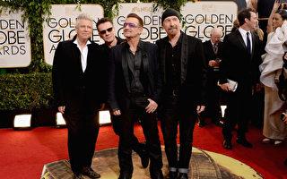 U2《Ordinary Love》获金球奖最佳原创歌曲