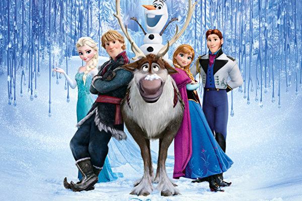 《冰雪奇緣》奪金球最佳動畫 將進百老匯