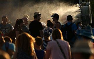 极度酷热致墨尔本网球公开赛暂停