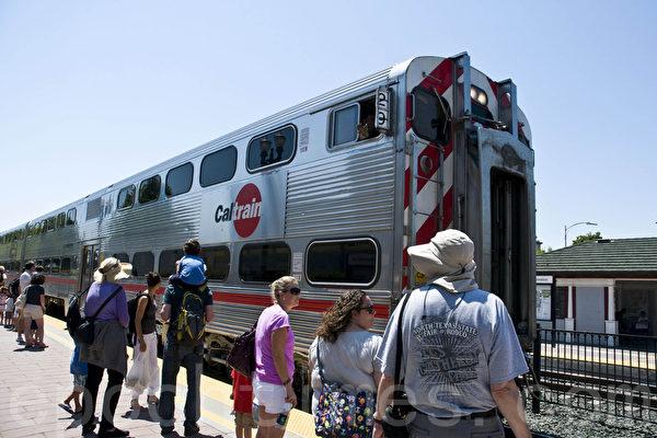 加州火车也开始加强查票