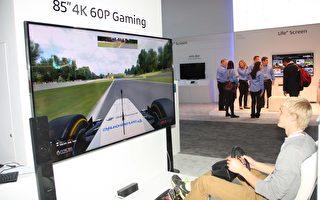 娱乐更要人机互动+4K高清