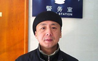 武漢張人強在湖北高院要求再審武漢兩級法院冤案
