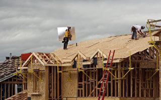 2013年美國新房開工量同比增長18.3%