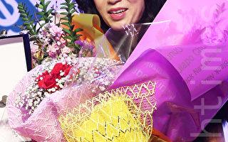 韓籍華人知名歌手Hera獲「女歌王」獎