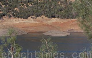 百年干旱 加州旱情可能恶化