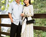 王耿豪與徐麗雯在《在河左岸》的外遇戲唯美又浪漫。(客台提供)
